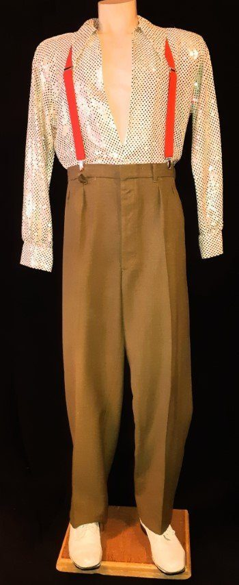 """Army trousers, Authentic, 1968 by 'David Klein PTY' Victoria, size 39"""""""